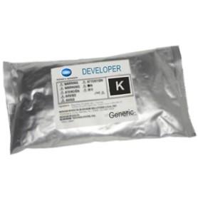 DV-110 Developer Negru Konica Minolta pentru bizhub 162,163, 180, 181, 210, 211
